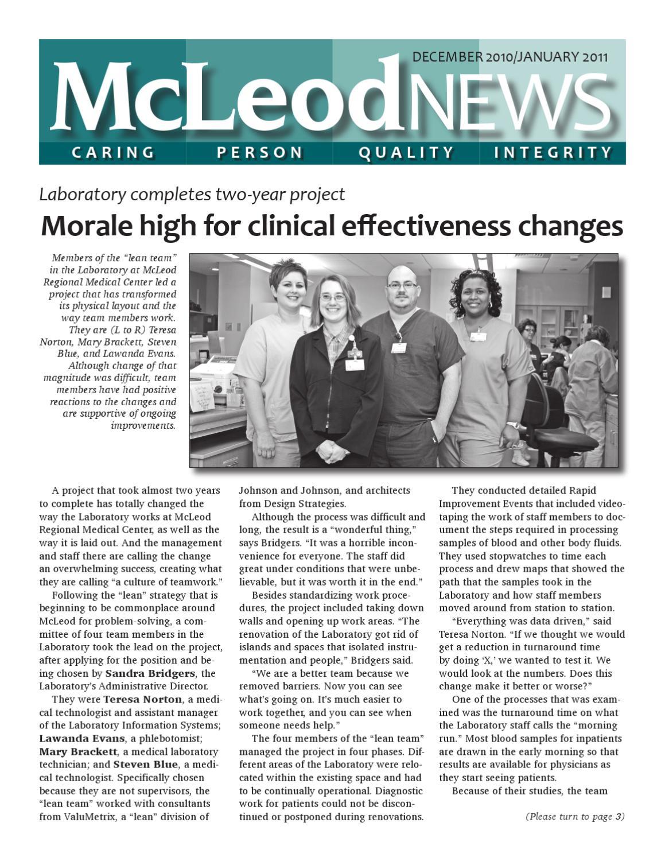 McLeodNews-Dec-Jan2011 by McLeod Health - issuu