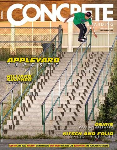 1e0da5d031 Concrete Skateboarding Issue 102 by Concrete Skateboarding Magazine ...