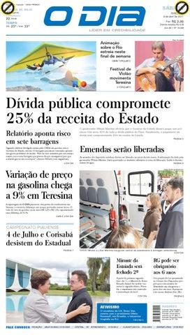 Jornal O DIA by Jornal O Dia - issuu 39c398a137