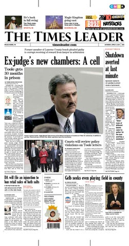 Times Leader 04-09-2011 by The Wilkes-Barre Publishing Company - issuu 12189ec3a