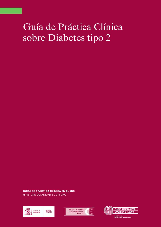 guías de práctica clínica de la asociación canadiense de diabetes