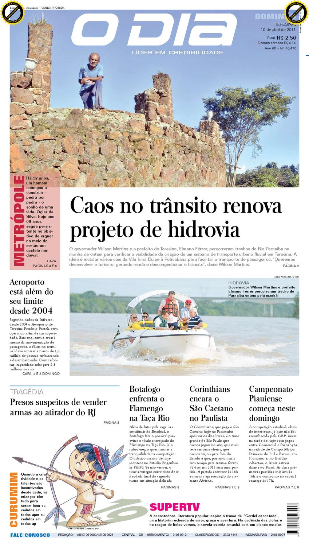 Jornal O DIA by Jornal O Dia - issuu 6de104d00ad56