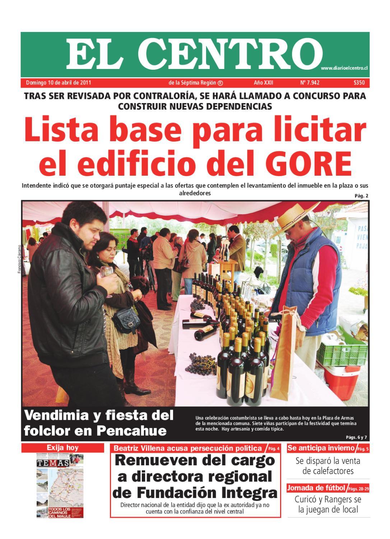 diario 10-04-2011 by Diario El Centro S.A - issuu 2394440d868
