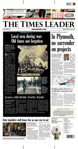 4ed5c087e Times Leader 04-10-2011 by The Wilkes-Barre Publishing Company - issuu