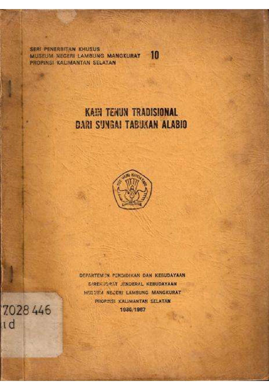 Kain Alabio By Kaos Hymunk Banjarmasin Issuu Kalsel