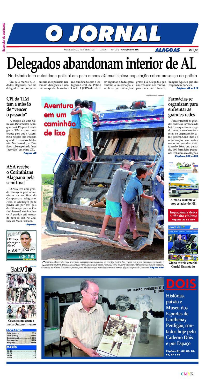 OJORNAL 10 04 2011 by Eduardo Vasconcelos - issuu 6e9581c38ab1f
