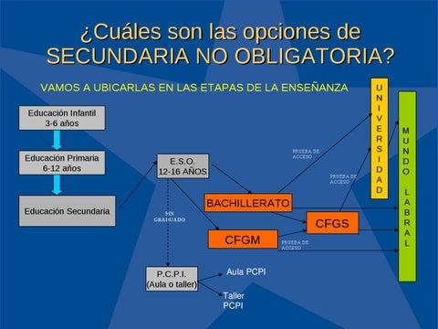 Ciclos Formativos Ep La Salle By Colegio La Salle Paterna
