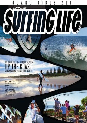 5d1dfdb4de Aust. Surfing Life Board Bible 2011 by Morrison Media - issuu