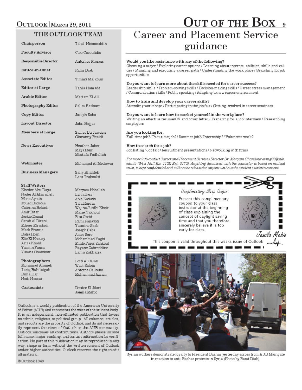 I 22 Vol 43 By Outlook Aub Issuu