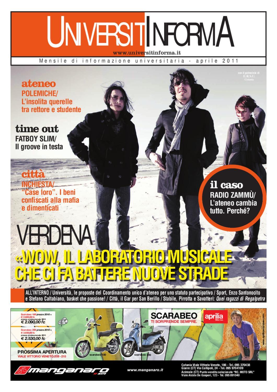 Universitinforma by Gianluca Reale issuu