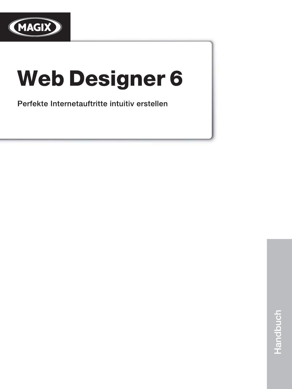 Webdesigner by Ewald Reil - issuu