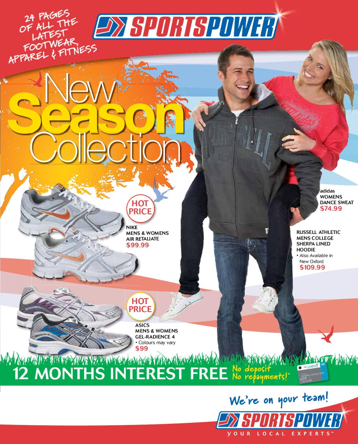SportsPower New Season Collection by Associated Retailers