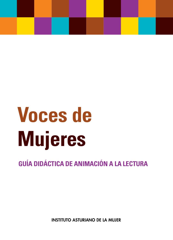 Voces de Mujeres by Instituto Asturiano de la Mujer - issuu
