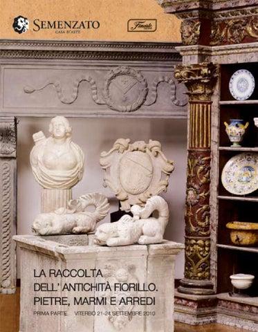 Complementi D'arredo Arredamento D'antiquariato Precise Coppia Di Colonne Laccate Tavolini In Legno Scolpito Finto Marmo Stile Antico