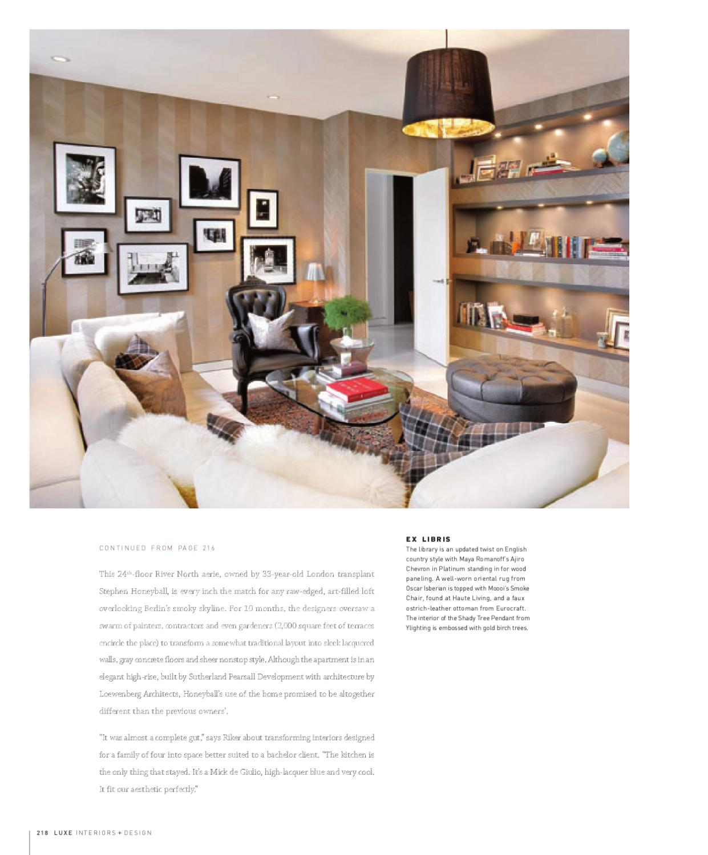 Sandow Interior Design