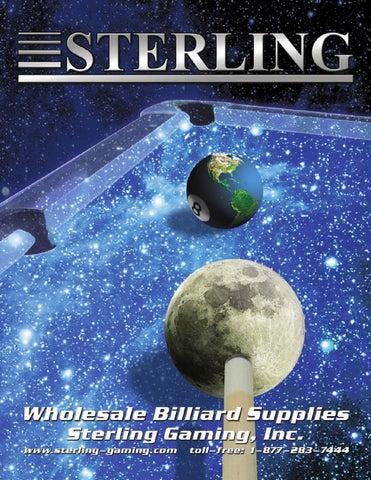 Sterling Gaming Slyde Rite Talc Bag