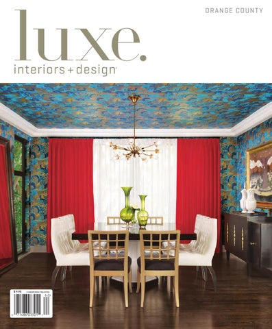 LUXE Interior Design Orange County