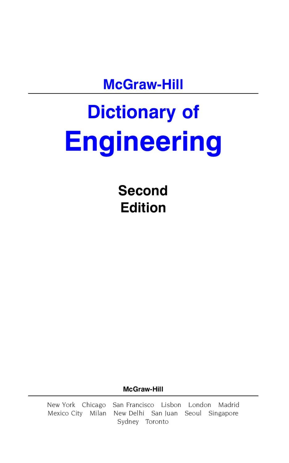 Engineering definitions a l by zach arneil issuu publicscrutiny Image collections
