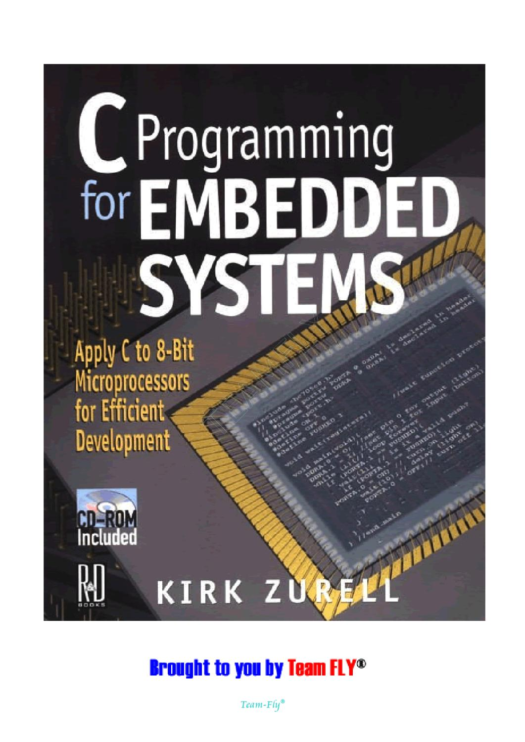 7266138-C-Programming-for-Embedded-Systems by Jahnoi