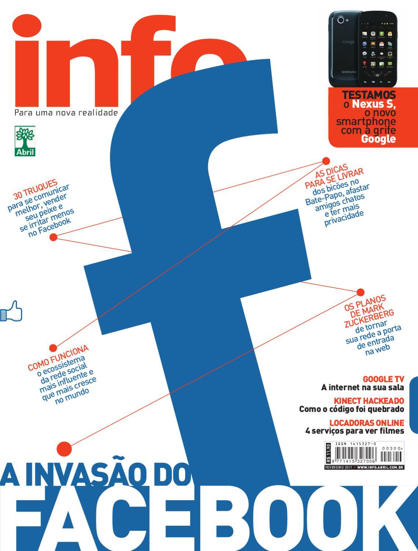 cb7c2fbe37119 fev 2011 by Revista INFO - issuu