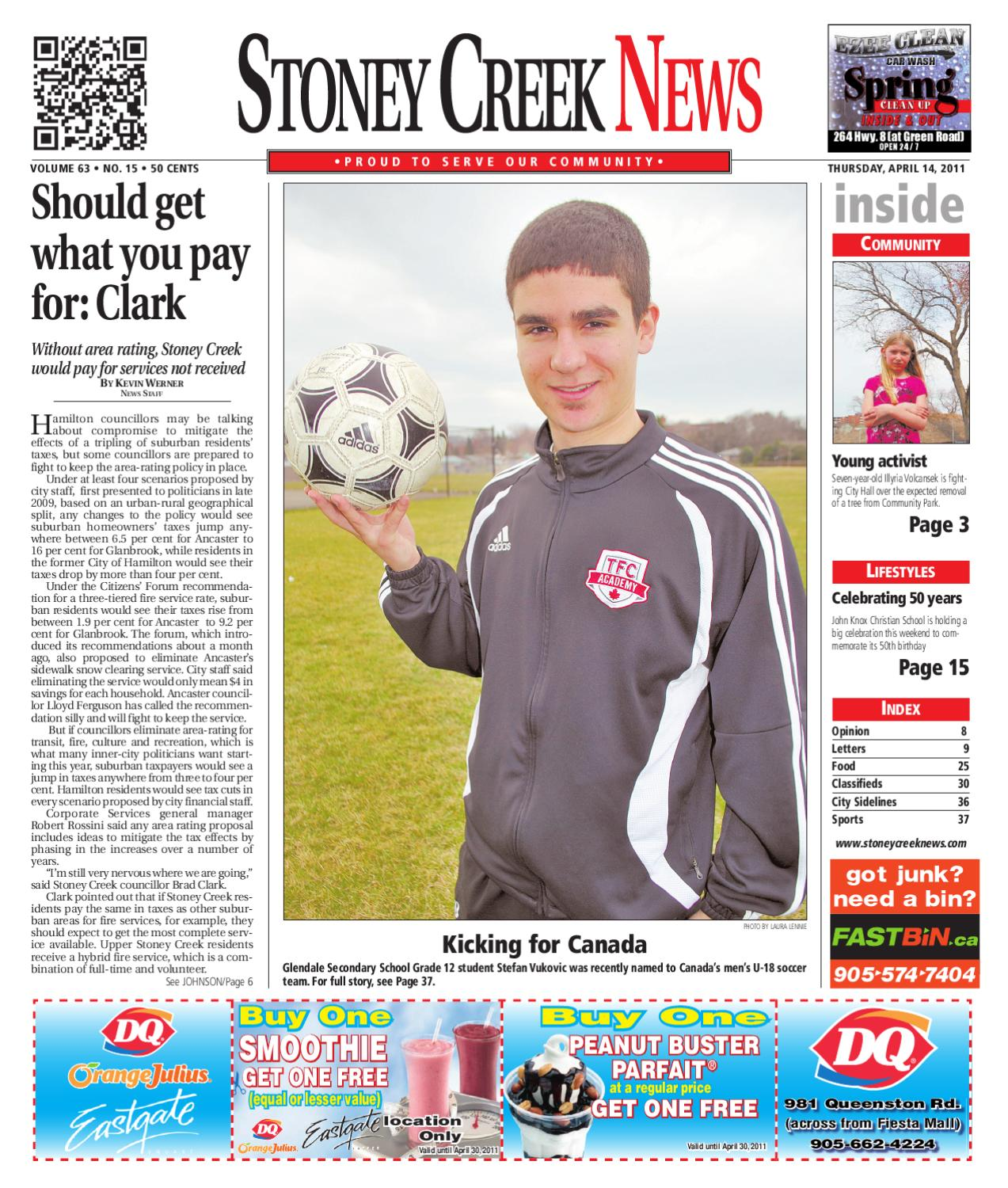 f301c953f Stoney Creek News by Hamilton Community News - issuu