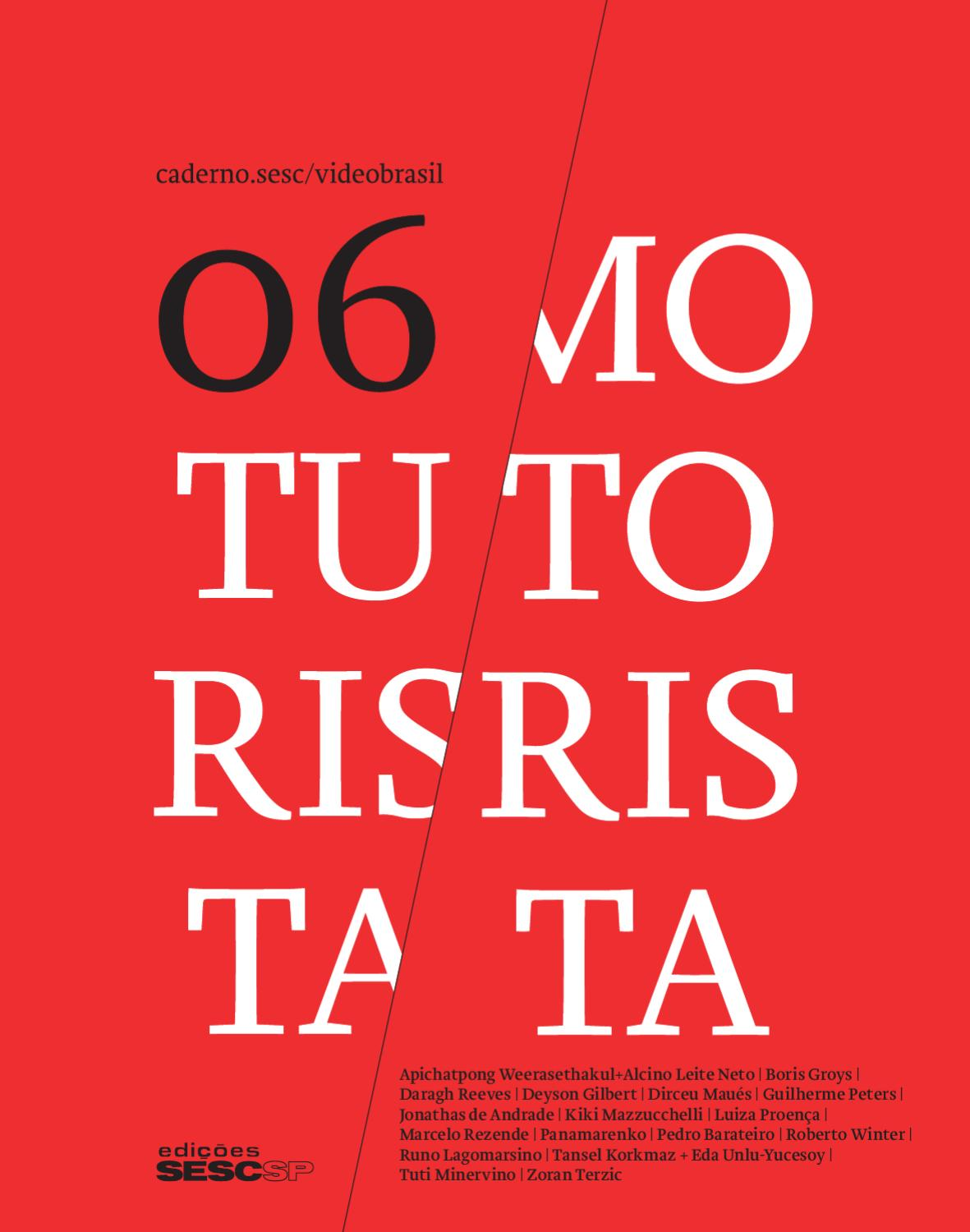 Sesc caderno videobrasil 6 turista motorista by open writings issuu fandeluxe Image collections