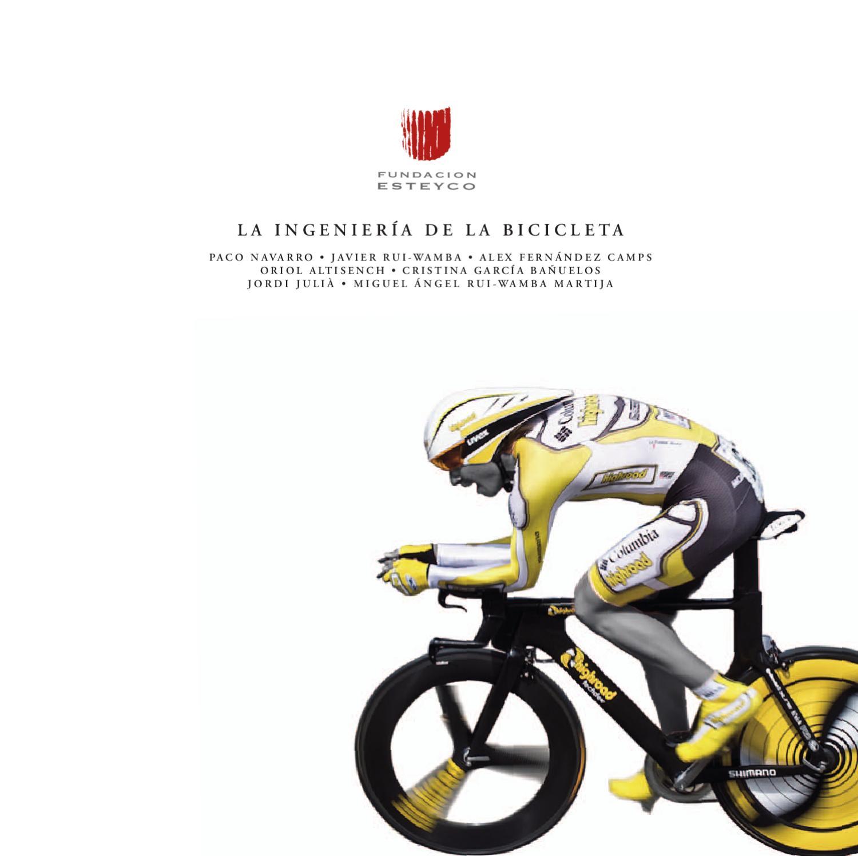 la ingenieria de la bici by MOSingenieros | Blog de ingeniería - issuu