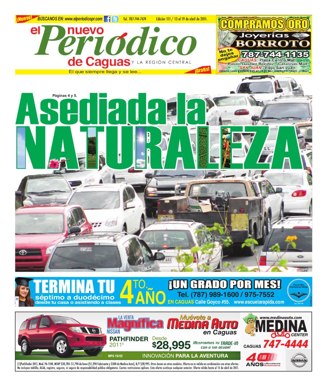 el_nuevo_periodicoedici_n_111 by El Nuevo Periodico de Caguas - issuu