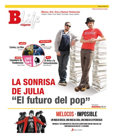 Blife-Magazine Abril by cisneros gianni - issuu