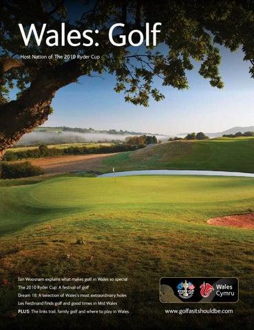 Wales  Golf 2011 by Visit Wales - issuu 3b9c83303