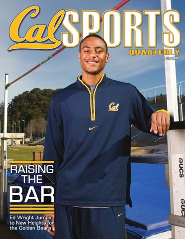 Cal Sports Quarterly - Spring 2008 by Cal Media Relations