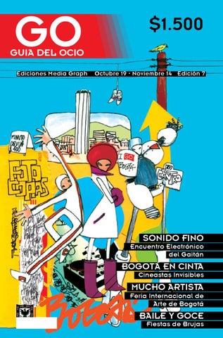 f3fedf7f GO Guía del Ocio / Edición 7 by GO Guía del Ocio - issuu