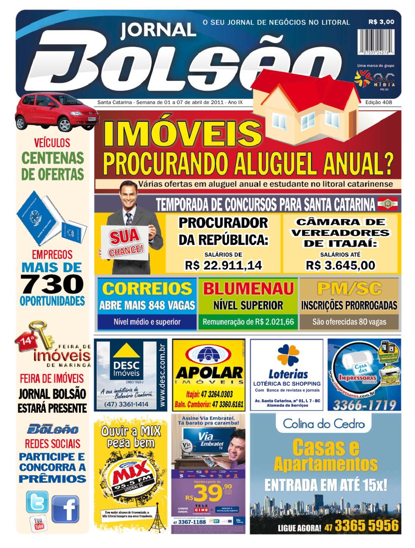 6794269349 Edição 408 by Bolsão Jornal - issuu