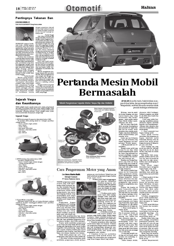 Haluan 17 April 2011 by Harian Haluan - issuu