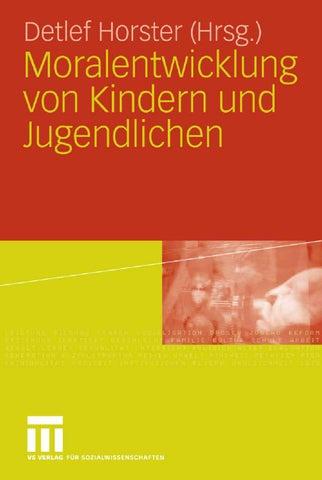 Moralentwicklung von Kindern und Jugendlichen by audio brain - issuu