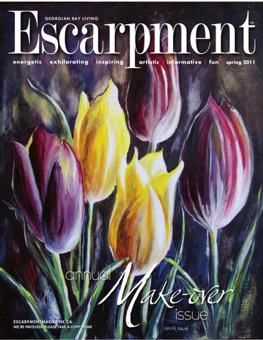 Escarpment Spring 2011 by Deena Dolan issuu
