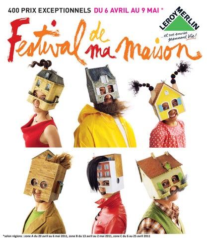 Festival De Ma Maison By Sebastien Vergnes Issuu