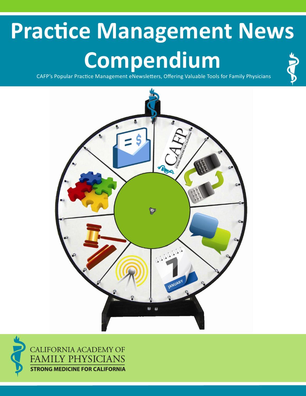 2011 Practice Management News Compendium by California