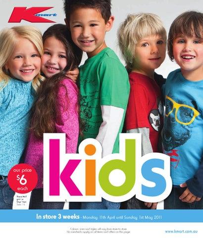 Kmart Kids Catalogue By Belmont Forum Issuu
