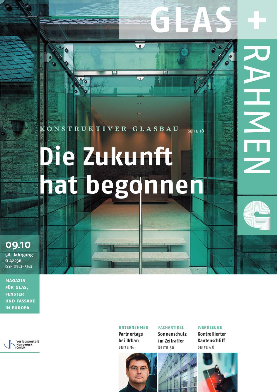 Glas + Rahmen by Thomas Hagenbucher - issuu