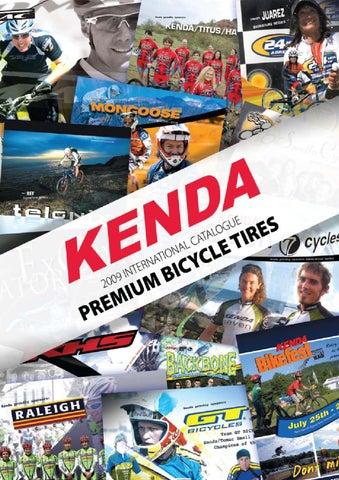 "Kenda K-RAD Dirt Street alambre neumáticos 24 x 2,3 24/"""