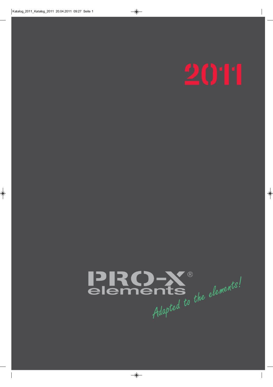Regenjacke Carrie 4040 schwarz Pro-X Elements Da