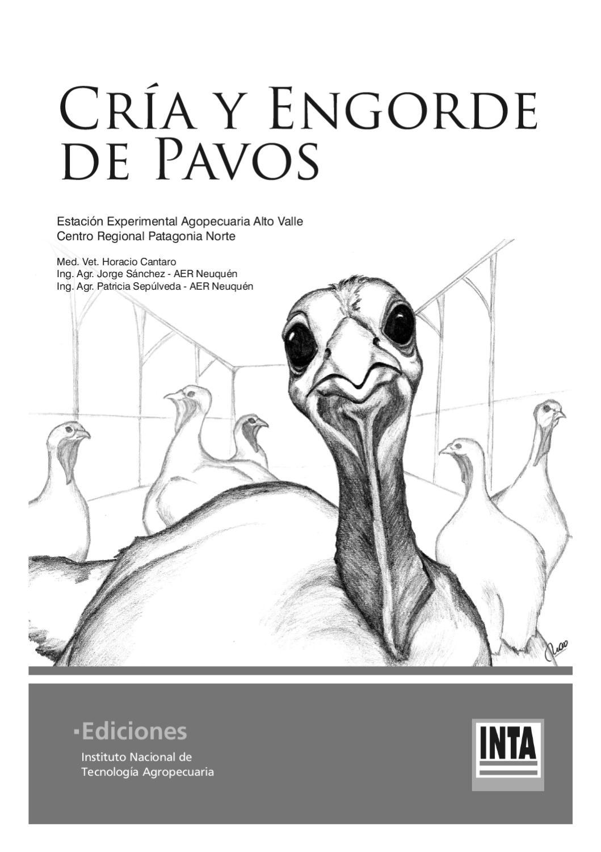 Cria_y_engorde_de_pavos by INTA Alto Valle - issuu