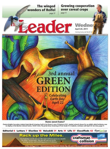 709d65c8136 Wed Apr 20 2011 Leader - Green Edition by Surrey Leader - issuu