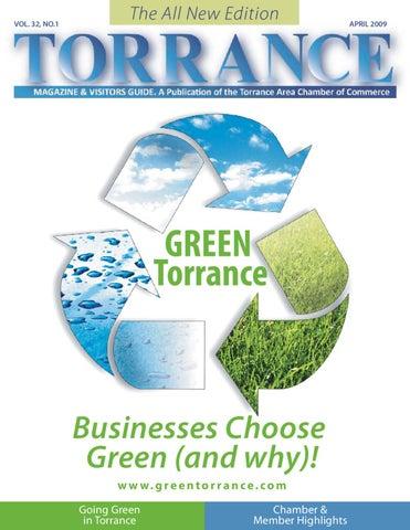 Torrance Magazine ~ April 2009