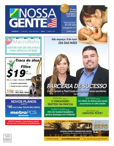 Nossa Gente 49 by Nossa Gente - issuu cc52fbc659fac