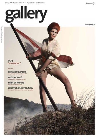 Gallery 74 : May 2011 : The Revolution Issue