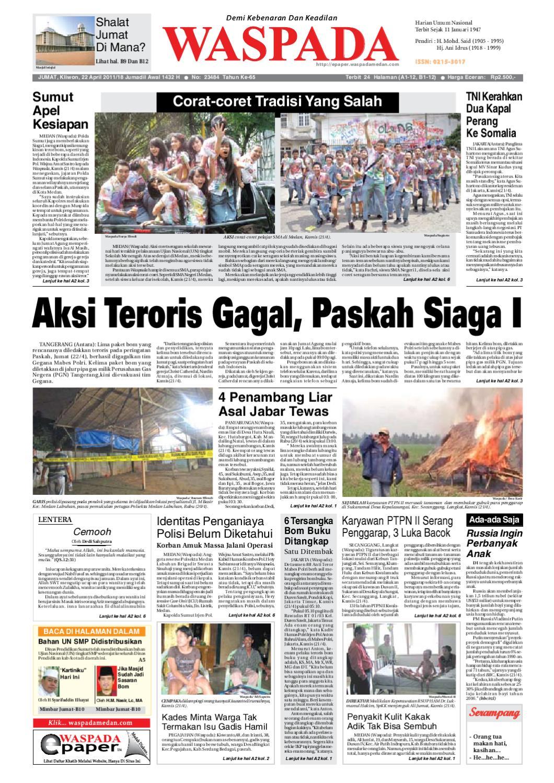 Waspada Jumat 22 April 2011 By Harian Issuu Produk Ukm Bumn Tenun Pagatan Atasan Wanita 4