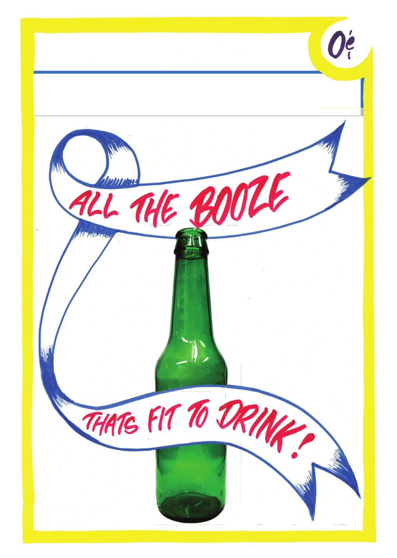 Boozepaper 2011 by The Newspaper - issuu