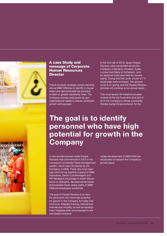 SBM Sustainability Report 2010 by Mattmo - issuu